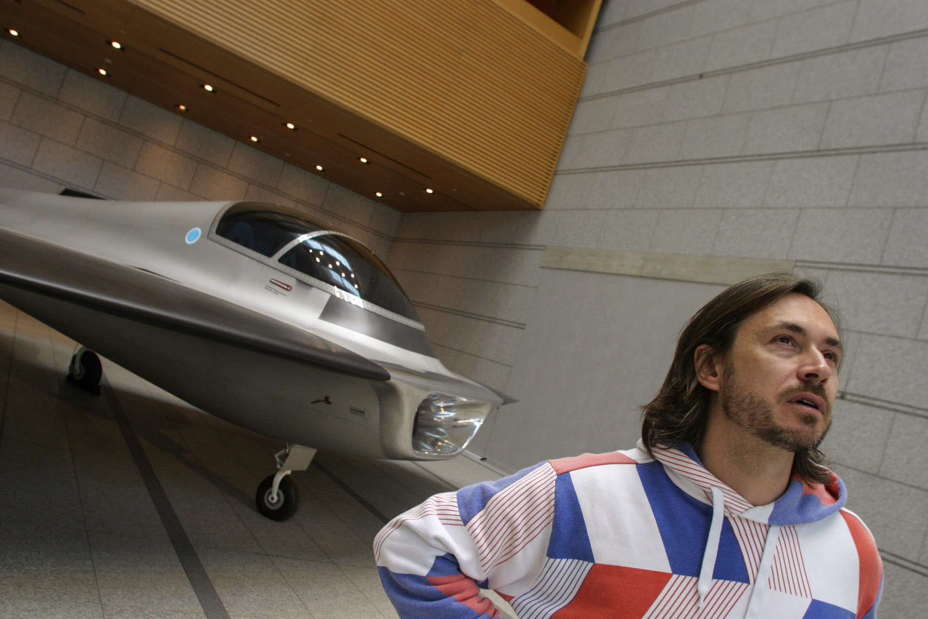 Marc Newson CBE -  portrait photography photographer Scotland