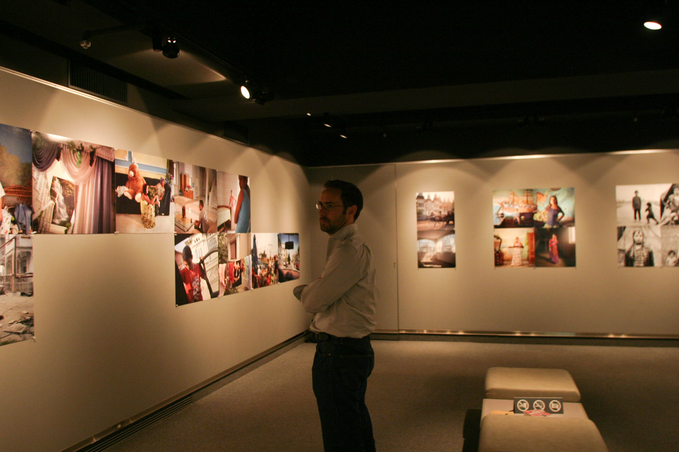 Photography Exhibition of Roma of Sintesti