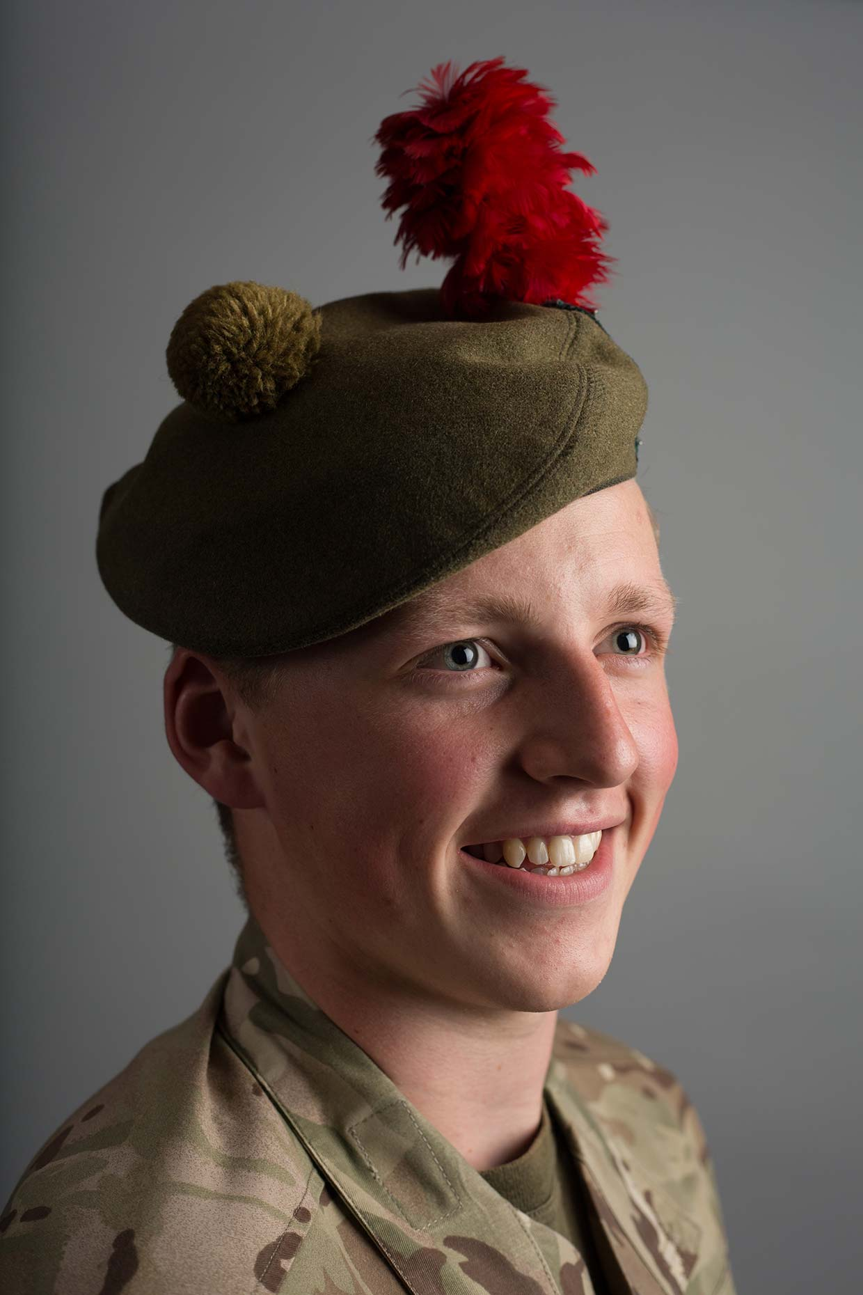 Royal Legion -  portrait photographer Scotland